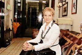 директор салона красоты Fleur de Lys